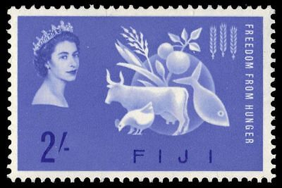 FIJI 198 (SG328) - Freedom from Hunger Campaign (pf82410)