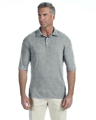 Jerzees Men's 5.3 oz. 100% Polyester SPORT with Moisture-Wicking Polo 421M S-3XL