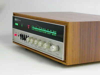 Harman Kardon 330A mit Woodcase Vintage FM/AM Stereo Receiver – super Zustand!