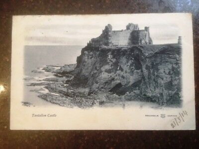 Tantallon Castle  USED  1904 & Stamped  VERY CLEAN