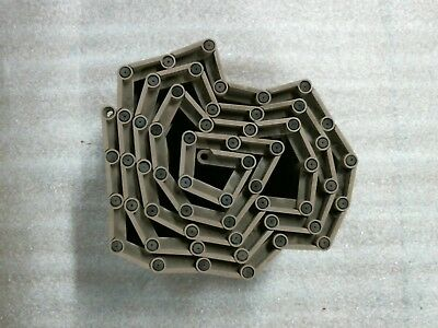 New 7 Feet of Rexnord LF4705-6 6 Inch Wide Straight Running MatTop Chain
