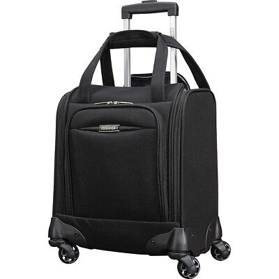 "American Tourister Meridian NXT 16"" Carry-On Spinner Softside Carry-On NEW"