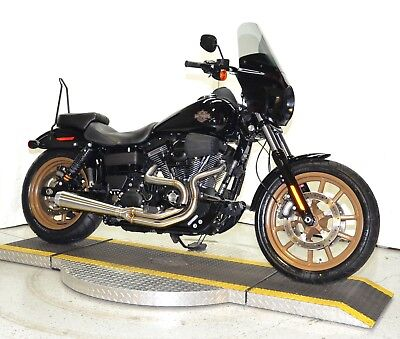 """2017 Harley-Davidson Dyna  2017 110"""" Harley Davidson Dyna Lowrider S FXDLS  FXD Lots of Extras! 5886 Miles!"""