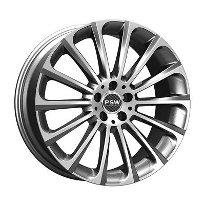 JANTES ROUES PSW TURBINA MERCEDES CLA SHOOTING BRAKE 8.5x19 5x112 ANTHRACITE 06D