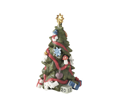 New in BOX! Royal Copenhagen 2017 Christmas Tree (1021112) - Denmark