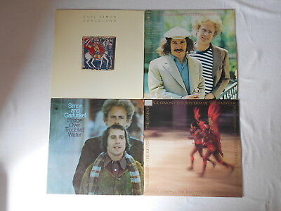 Paul Simon - Sammlung 4 LP's