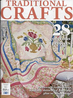MAGAZINE -  TRADITIONAL CRAFTS No. 2