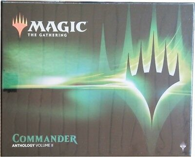 Commander Anthology VOLUME II Set - englisch Magic the Gathering