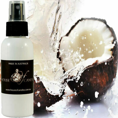 VANILLA COCONUT Body Spray Mist XStrong VEGAN & CRUELTY FREE