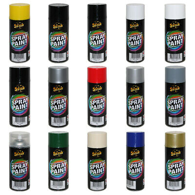1pce Spray Paint Quality Enamel, Indoor/Outdoor, Australian Made