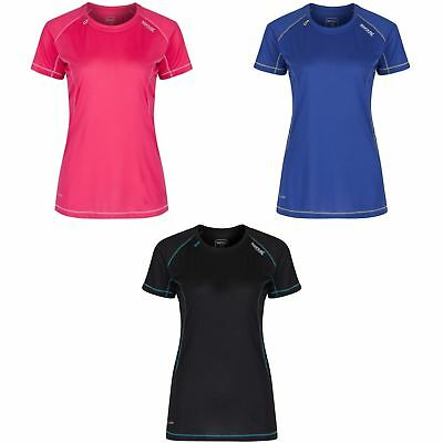 Regatta Great Outdoors Womens/Ladies Volito II Short Sleeve Base Layer (RG2582)