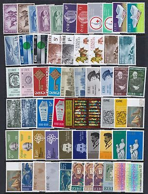 IRELAND Good selection of MNH stamps from 1960s & 1970s - (30)