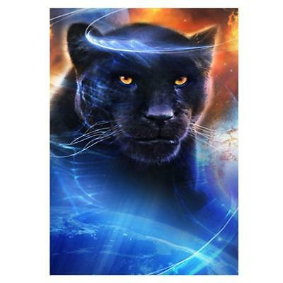 "Diamond Painting - Diamant Malerei - Stickerei - ""Panther"" (590/1)"