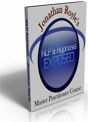Neuro Linguistic Programming & Hypnosis Exposed DVD Home Study Training Course