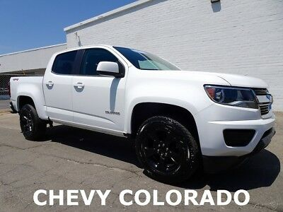 Chevrolet Colorado LT 2016 Chevrolet Colorado LT Pickup Truck Used Certified 3.6L V6 24V Automatic 4WD