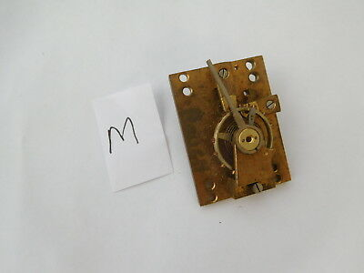 Clock Platform Escapement