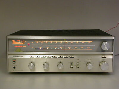 harman/kardon hk 670 Twin Powered DC Amplifier Edler FM/AM Stereo Receiver, TOP!