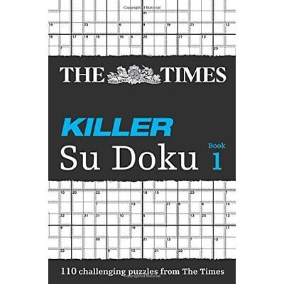 The  Times  Killer Su Doku - Paperback NEW _ 2005-10-03