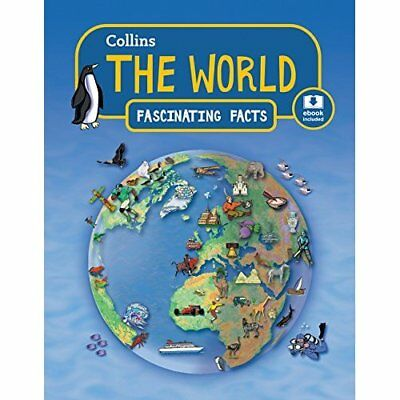 The World (Collins Fascinating Facts) - Paperback NEW Collins 02/06/2016