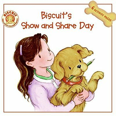 Biscuit's Show and Share Day - Paperback NEW Capucilli, Alys 2007-02