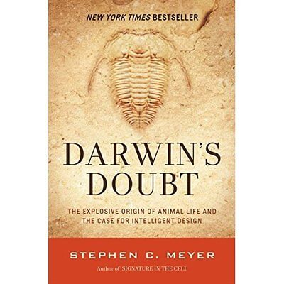 Darwin's Doubt: The Explosive Origin of Animal Life and - Paperback NEW Stephen