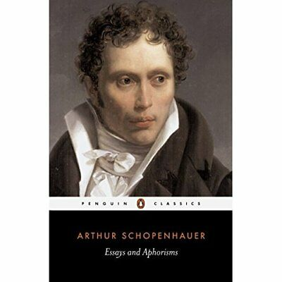 Essays and Aphorisms (Classics) - Paperback NEW Schopenhauer, A 1976-08-26
