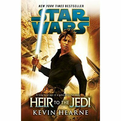 Star Wars: Heir to the Jedi - Paperback NEW Kevin Hearne(Au 2015-11-26