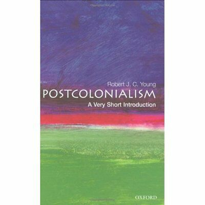 Postcolonialism: A Very Short Introduction - Paperback NEW Young, Robert J 2003-