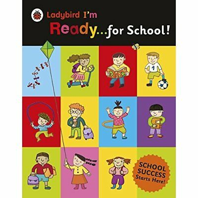 Ladybird I'm Ready for School! - Paperback NEW  2016-01-07