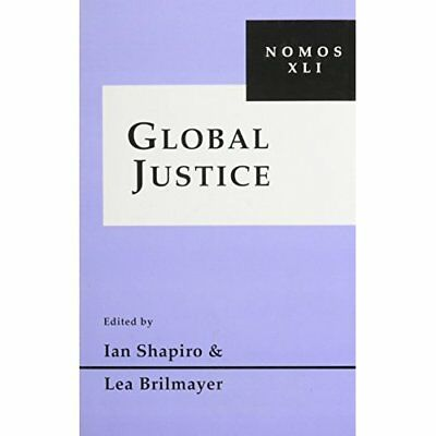Global Justice - Hardcover NEW Ian Shapiro, Le 1999-04-01