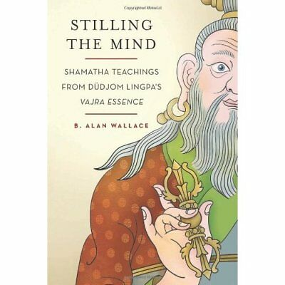 Stilling the Mind: Shamatha Teachings from Dudjom Lingp - Paperback NEW Wallace,