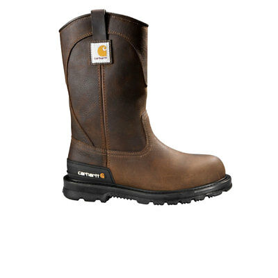 "Carhartt Men's Wellington 11"" Safety Toe Work Boot"