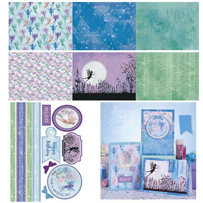 14PC Fairy Craft Paper DIY Photo Album Background Scrapbooking Papers Card Decor