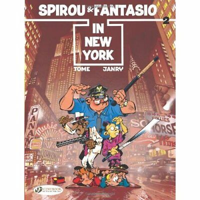 Spirou & Fantasio 2: In New York - Paperback NEW Tome 2010-10-07