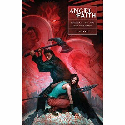 Angel and Faith: Season Ten Volume 3 (Angel & Faith Sea - Paperback NEW Various