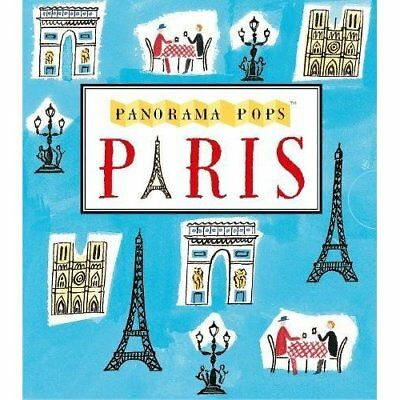 Paris: A Three-Dimensional Expanding City Skyline - Hardcover NEW Sarah McMenemy