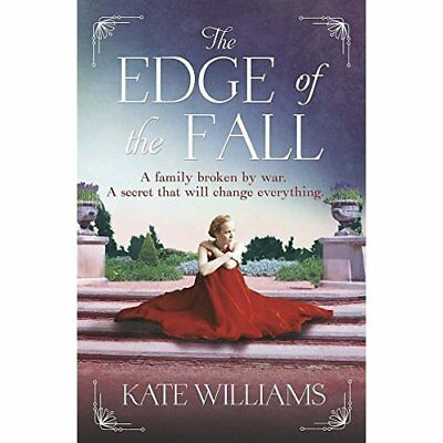 The Edge of the Fall - Paperback NEW Kate Williams ( 2016-03-10