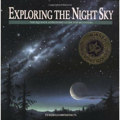 Exploring the Night Sky - Paperback NEW Terence Dickins 2001-02-01