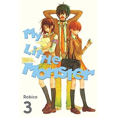 My Little Monster 3 - Paperback NEW Robico (Author) 2014-07-29