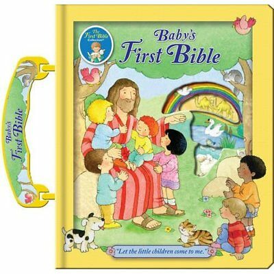 Baby's First Bible (The First Bible Collection) - Board book NEW Sally Lloyd Jon