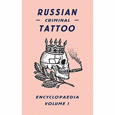 Russian Criminal Tattoo Encyclopaedia Volume I: 1 - Hardcover NEW Baldev, Danzig