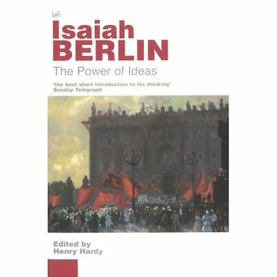 The Power of Ideas - Paperback NEW Berlin, Isaiah 2001-04-19