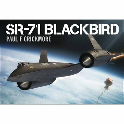 SR-71 Blackbird - Hardcover NEW Paul F Crickmor 19-May-16