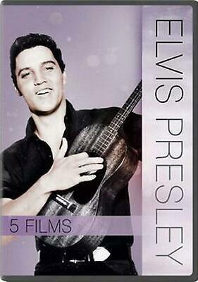 Elvis 5 Movie Collection - DVD Region 1 Free Shipping!