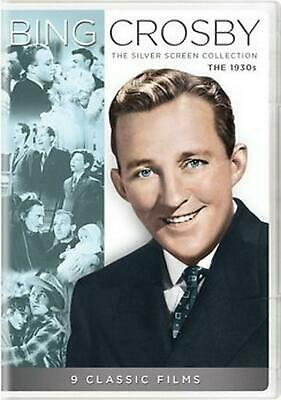Bing Crosby:silver Screen Collection - DVD Region 1 Free Shipping!