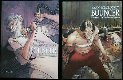 Jodorowsky - Bouq Volumes Bouncer 3/4