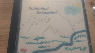 Music For Hypnotherapy, Subliminal Relaxation Cd