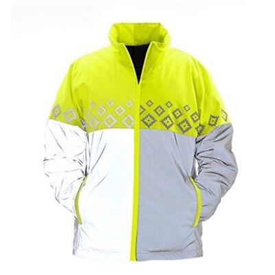Equisafety Luminosa Jacket Yellow Small - Wear Rider Unisex Reflective All Sizes