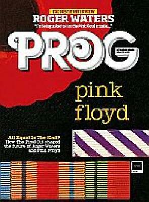 Prog Mag 88 July 2018 + Free Prog Cd Pink Floyd  Spocks Beard  The Sea Within