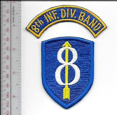 Military Band US Army Germany 8th Infantry Division Band Bad Kreuznach Germany